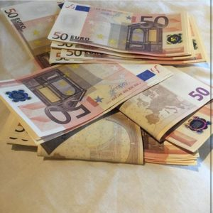 fake Euro for sale
