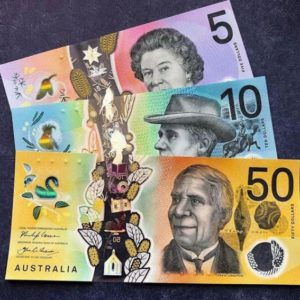 AUSTRALIAN DOLLAR COUNTERFEIT